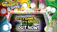 The Grossery Gang's NEW APP - THE GROSSERY GAME