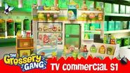 The Grossery Gang OFFICIAL Yucky Mart TV Commerical