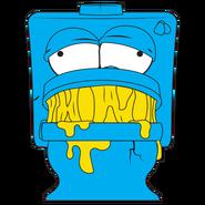 Toxic toilet 1