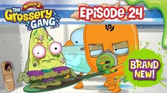 Grossery Gang Cartoon - Episode 24 - Get Well Spewn - Part 3 - Slime