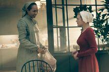 Марфа и служанка