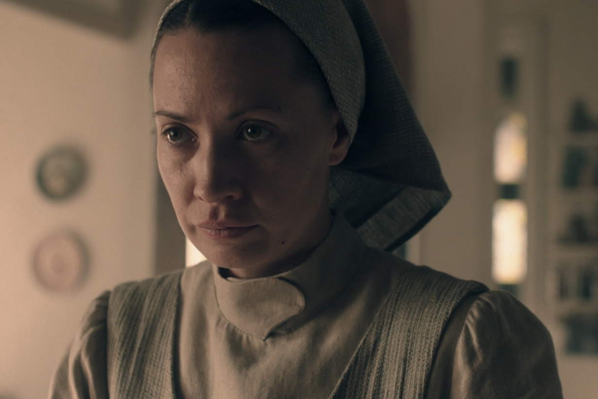 jezebels from the handmaids tale Under his eye: prescriptive language and the handmaid's tale 'blessed be the fruit' – so goes the standard greeting in margaret atwood's the handmaid's tale , which has recently been adapted for television with the final episode airing the uk this weekend.