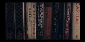 Bookshelf Lawrence I