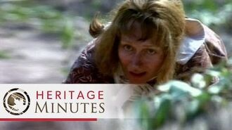 Heritage Minutes Laura Secord