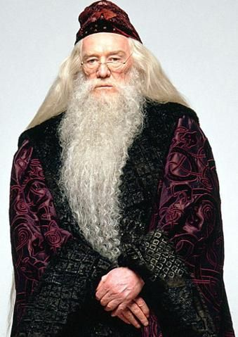 who played dumbledore in harry potter 1