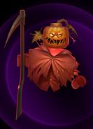 Anger Ghost - rare - Lil' Bo Pumpkins