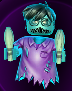 Sad Ghost - common - Lasky
