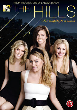 Mtv the hills kausi 1 3 disc
