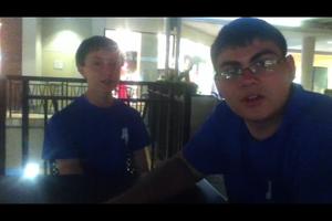 Myles and Anthony