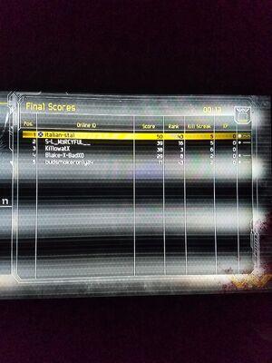 Combo Score 2
