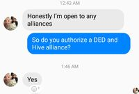 DED Alliance