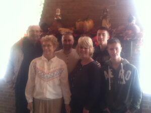 Zach's Family
