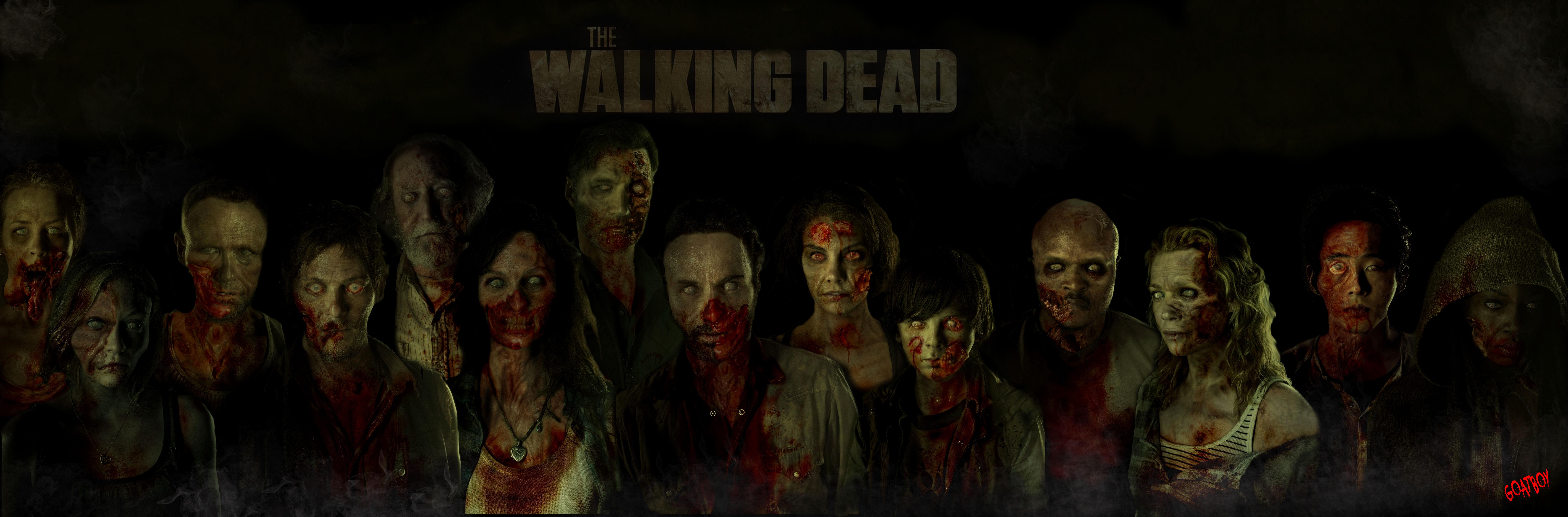 The Walking Dead Season 5 Desktop Wallpaper 67877 Loadtve