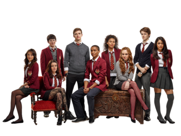 "Nickelodeon's ""House of Anubis"" Season 3 Official Poster"