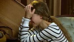 Nina crying