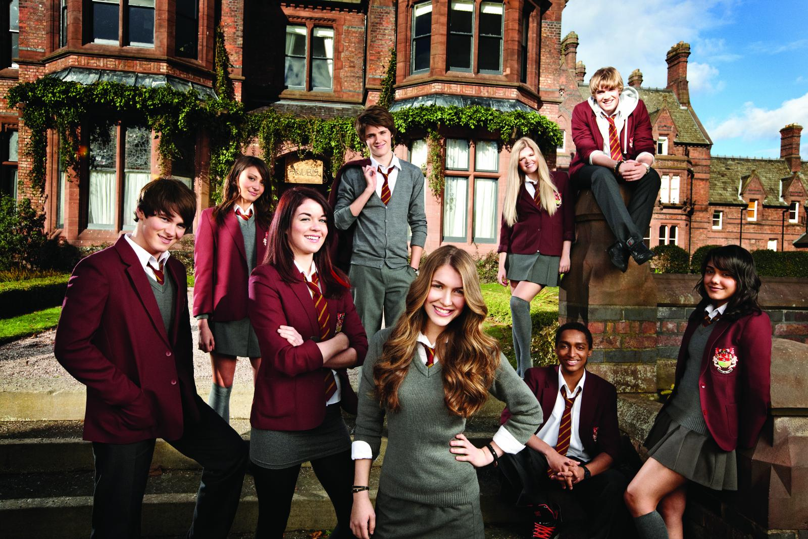 House Of Anubis Season 1 Anubis House December 2010 2
