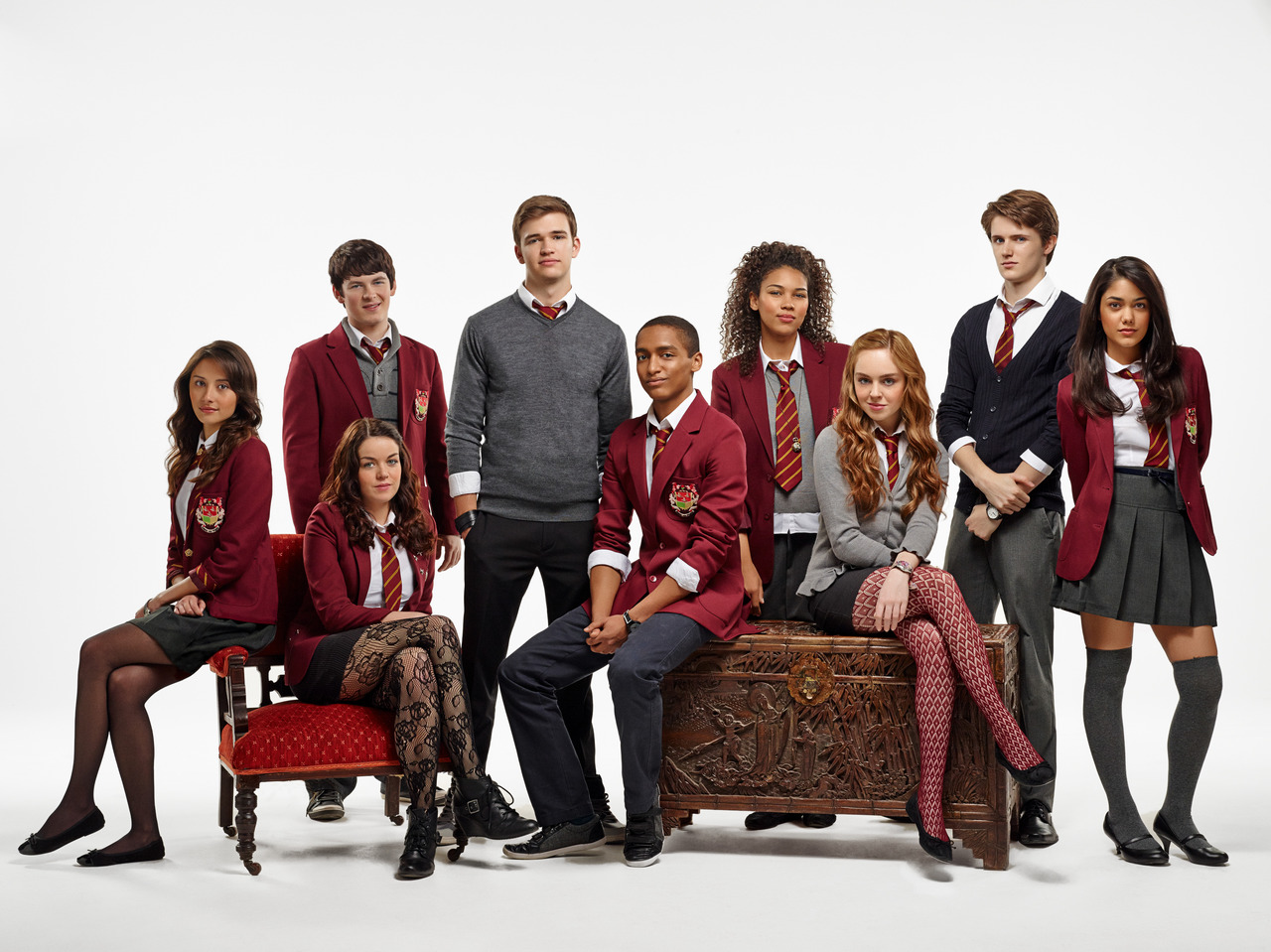 Cast Season 3