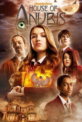 House of anubis poser 2015