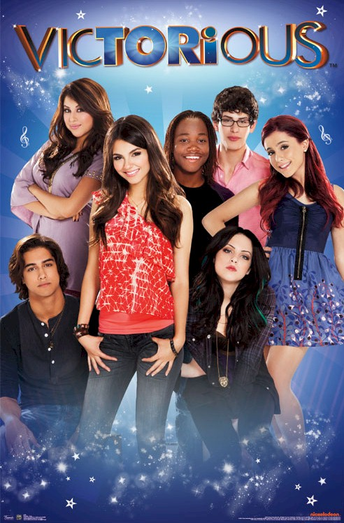 Image result for victorious poster