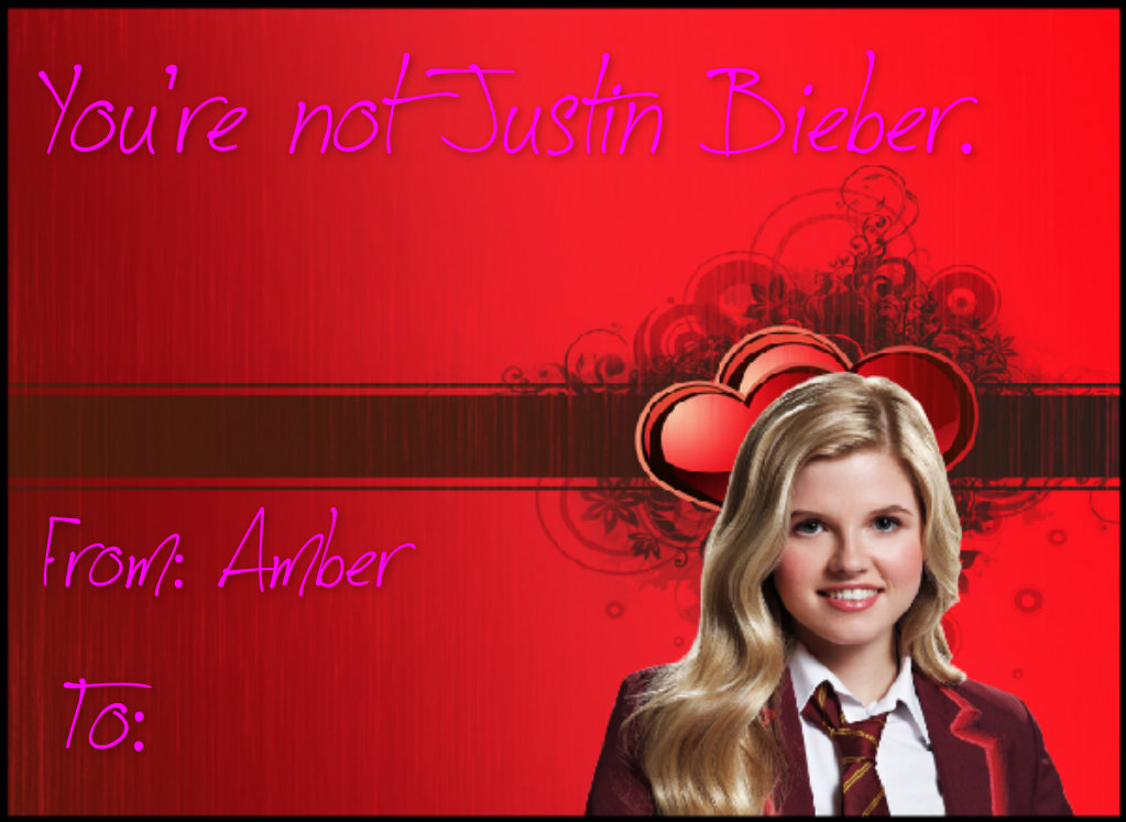 Image Amber Millington Valentines Day Card 2015jpg – History Valentines Day Cards
