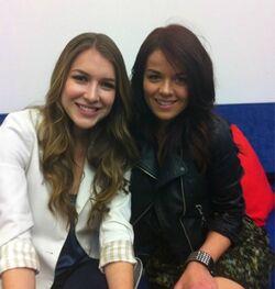 Nade (Nathalia Ramos and Jade Ramsey)