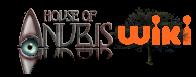 House of Anubis Wikia Logo 2015 Nickelodeon
