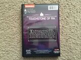 Touchstone of Ra DVD back