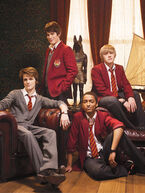 Boys of anubis