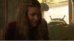 Nina reading