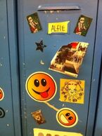 Alfie locker
