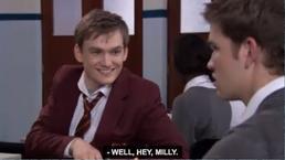 Hey milly