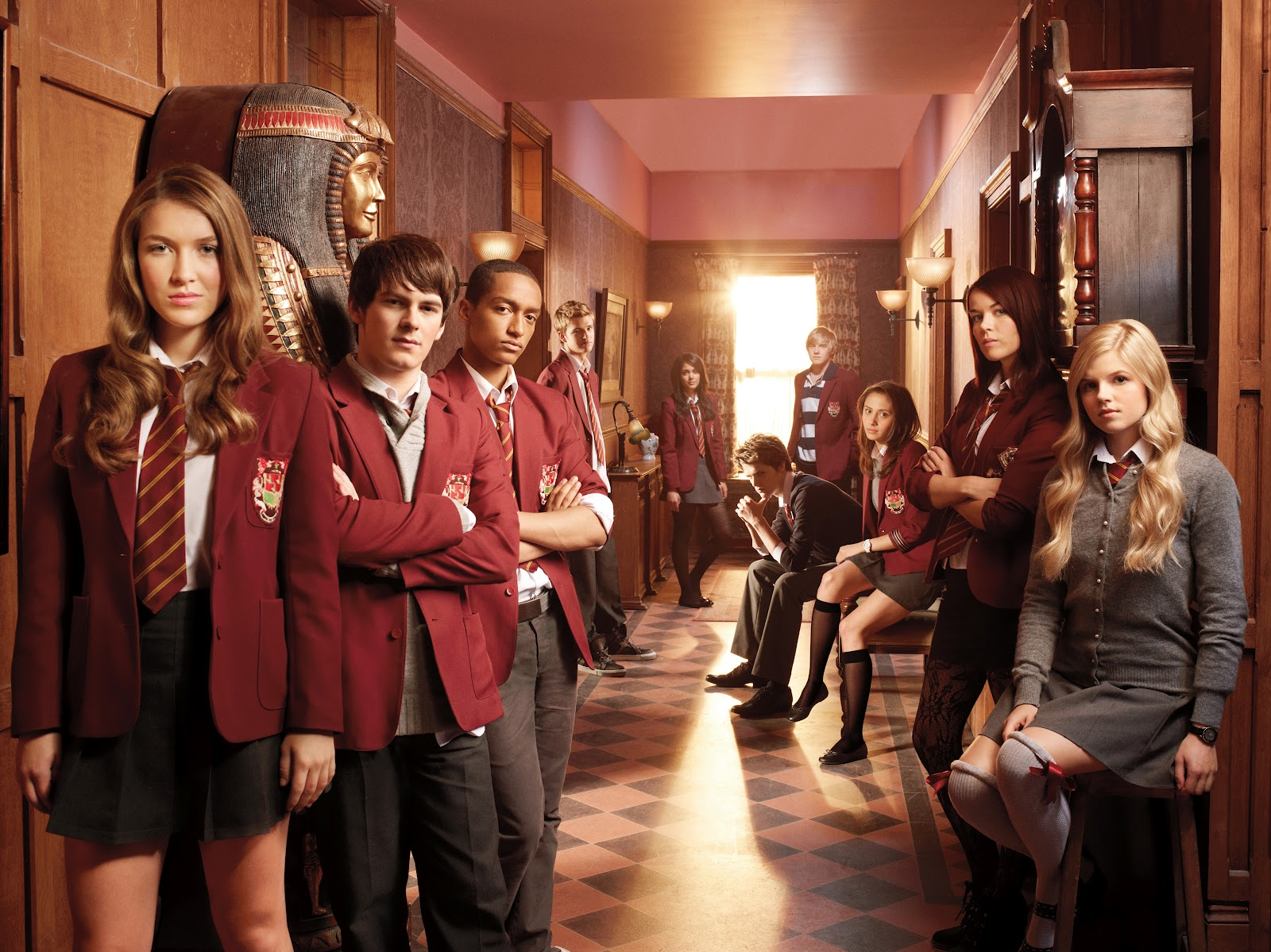 High Quality House Of Anubis Season 2