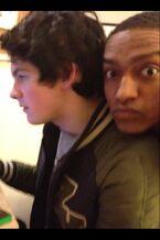 Alex and Brad