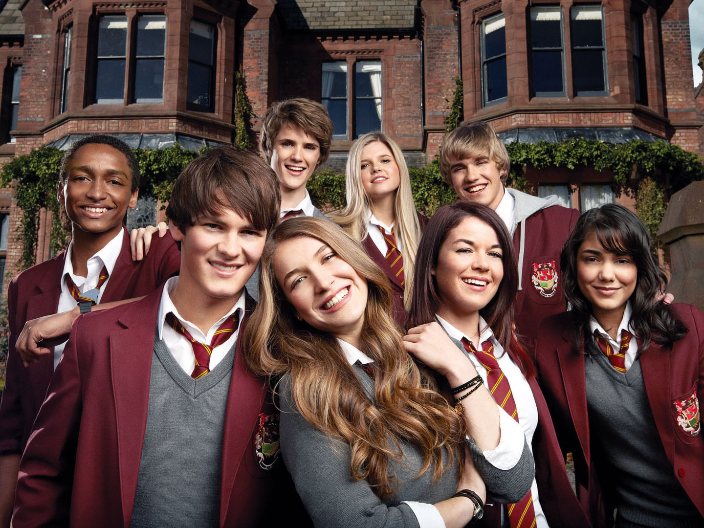 Exceptional Cast Of House Of Anubis 2