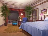 Misora's room