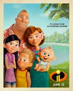 I2 Parr Family Promo