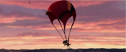 TI Parachute Helen