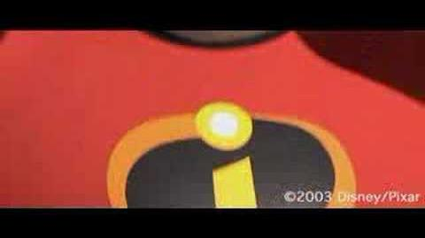 The incredibles - Unreleased Trailer