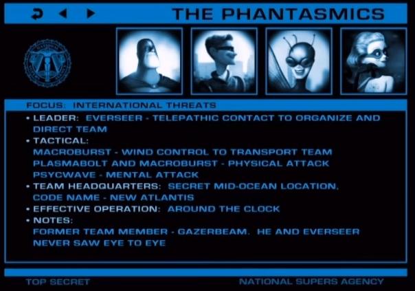 Phantasmics