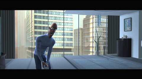 "The Incredibles on Blu-ray ""Wheres My Super Suit"" - Clip"