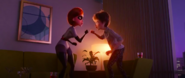 I2 Elastigirl And Evelyn Fistpump