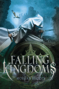 Falling kingdoms book cover