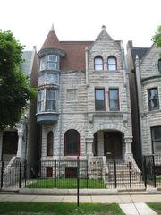 Ida B Wells House Bronzeville Chicago