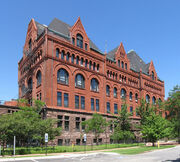 Illinois Institute of Technology Main Building