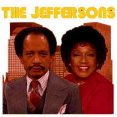 The Jeffersons George and Louise TP