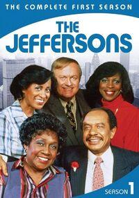 The Jeffersons Season 1 DVD cover
