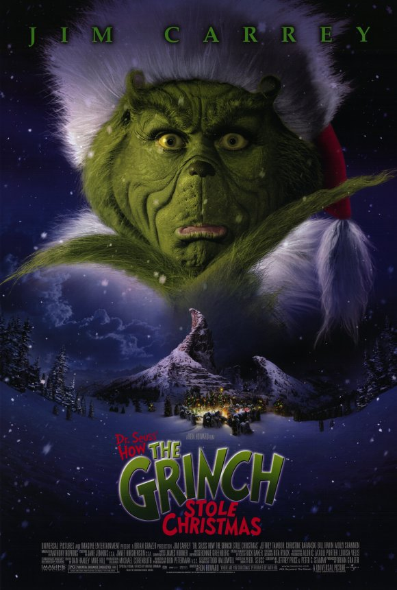 How The Grinch Stole Christmas 2000 Characters.How The Grinch Stole Christmas 2000 Film The Jh Movie