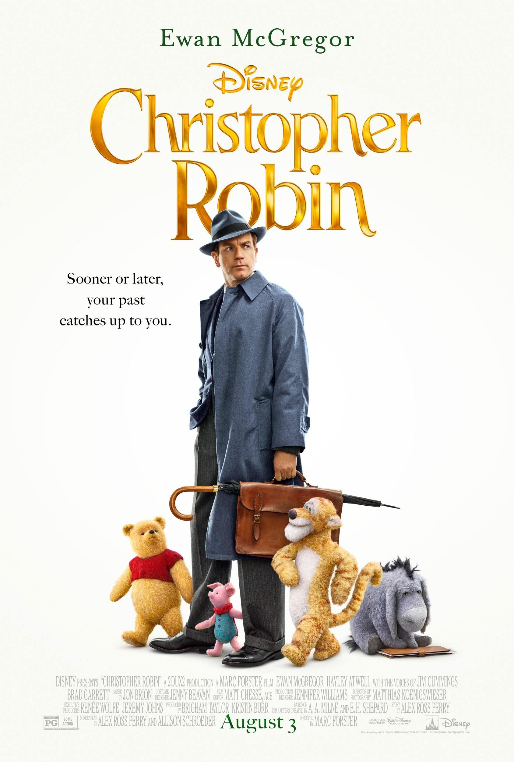 Christopher Robin (film) | The JH Movie Collection's Official Wiki