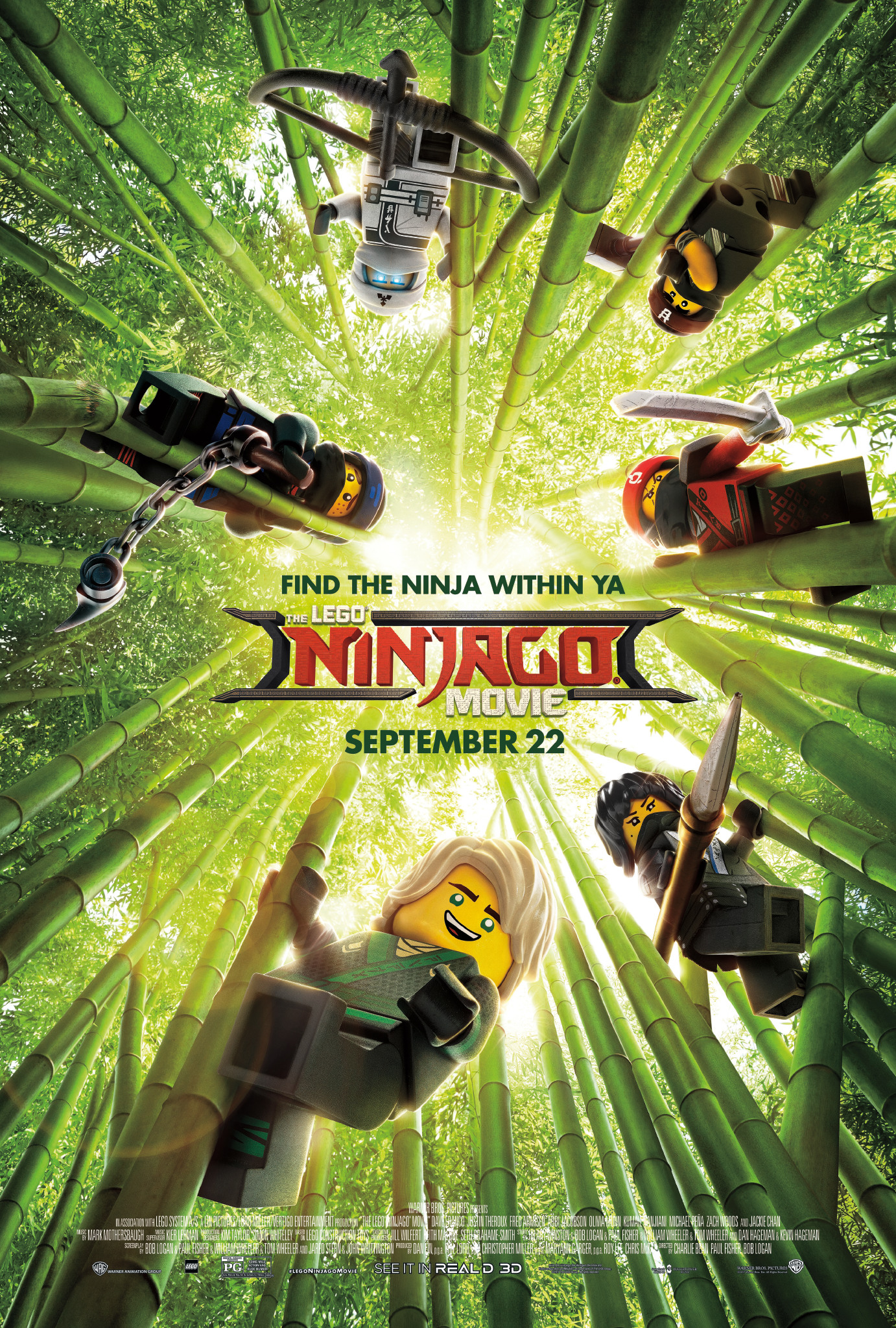 feb90b738eacc2 The Lego Ninjago Movie | The JH Movie Collection's Official Wiki ...