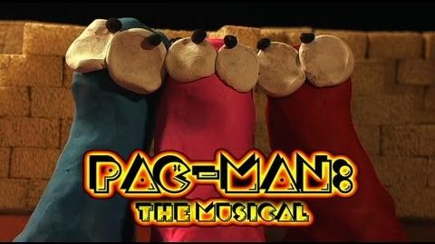 Pac-Man the Musical A Pacapella Song (Game Parody)